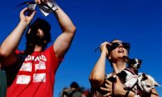 Компании США потеряют почти $700 млн из-за солнечного затмения