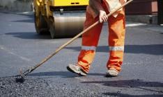 Годовой план по ремонту дорог выполнен на 10%