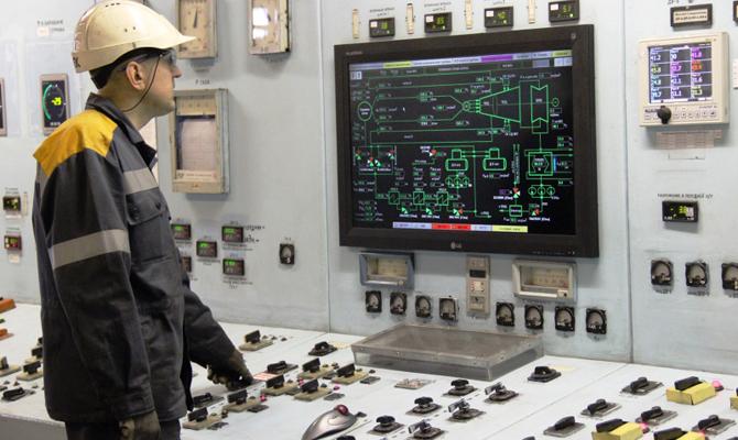 Электростанция Рината Ахметова перевела котел нагазовый уголь