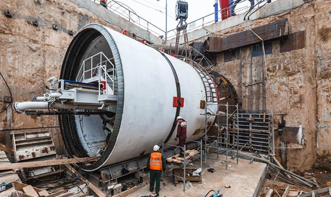 Кличко поедет вГерманию— клянчить 400 млн. евро настроительство метро