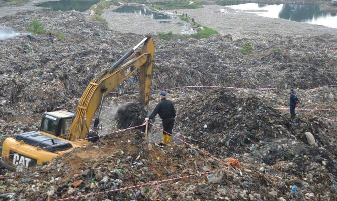 Львов запросил у ЕБРР €35 млн на борьбу с мусором