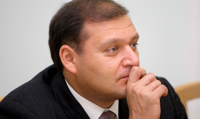 Добкин проиграл апелляцию оснятии ареста симущества