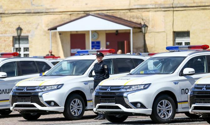Нацполиция переплатила 240 млн гривень завнедорожники— НАБУ