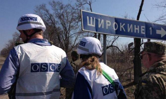 ВДНР сообщили оприбытии украинских снайперов вДонбасс