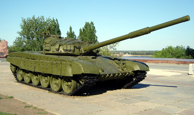 Украина модернизировала танк Т-72 постандартам НАТО для Польши