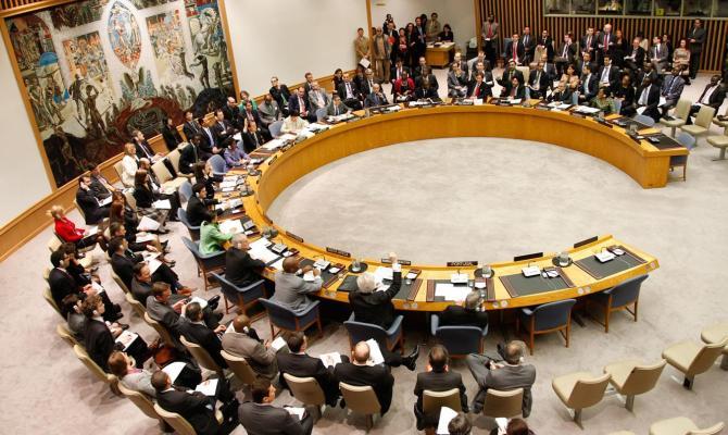 Киев сообщил вСовбез ООН сой проект резолюции омиротворцах