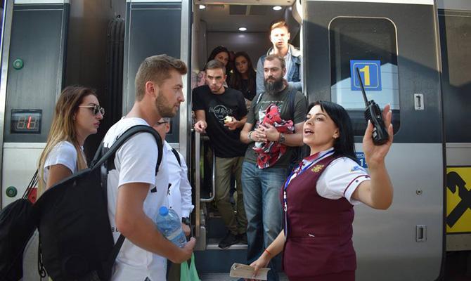 «Укрзализныця» может ужесточить таможенный контроль в поездах