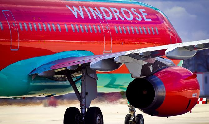 Авиакомпания Роза Ветров выходит маршрут из Украины в Словению
