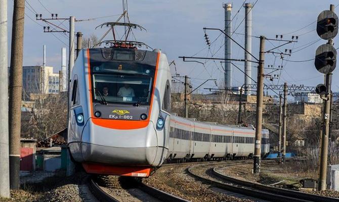 УЗ планирует запустить новые поезда в Вену и Будапешт