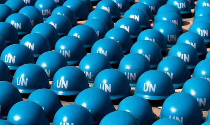 Порошенко и генсек ОБСЕ скоординировали подходы по размещению миротворцев ООН на Донбасс