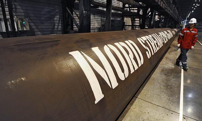 В Еврокомиссии вновь заявили, что российский газопровод «Северный поток-2» ЕС не нужен