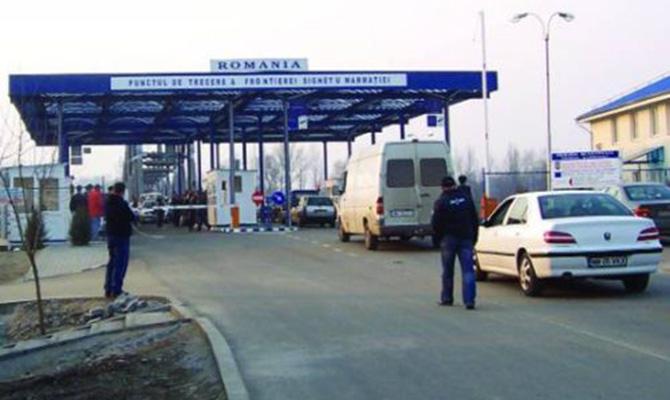 Румыния в связи с ремонтом моста ограничила движение в пункте пропуска на границе с Украиной