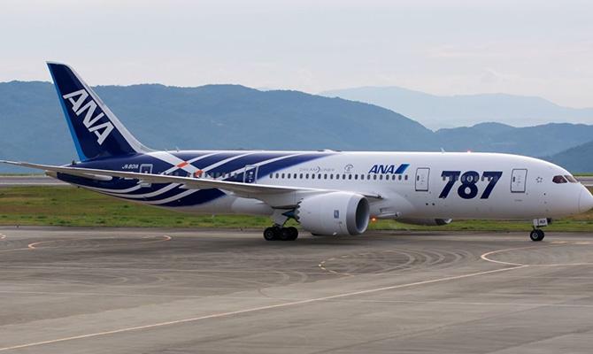 Boeing увеличит производство самолетов Dreamliner до 14 в год