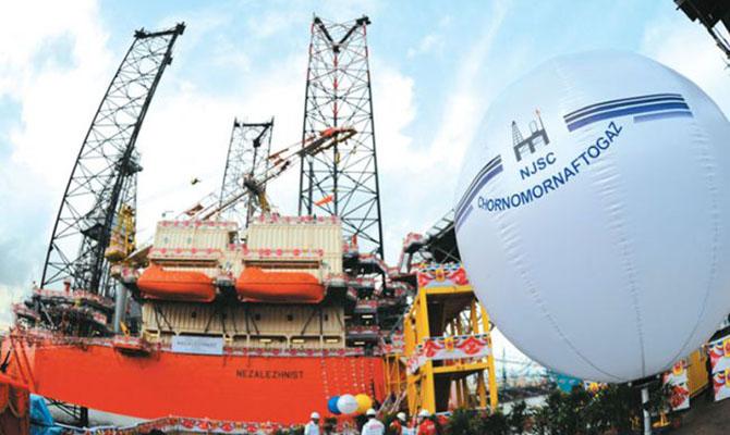 Убытки «Черноморнефтегаза» составили почти 5 млрд грн