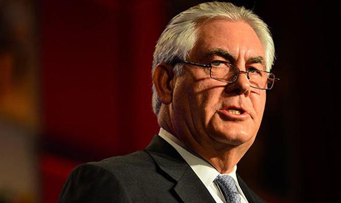 Тиллерсон вновь выразил надежду наулучшение отношений США и Российской Федерации