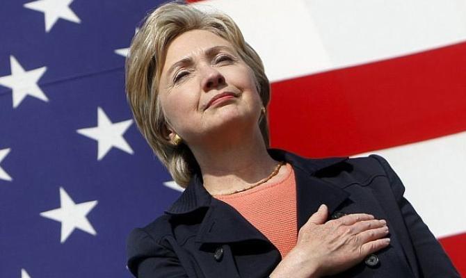 Клинтон предположила возможность оспорить результаты президентских выборов вСША