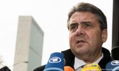 Габриэль выступил за ослабление санкций против РФ в случае успеха миссии ООН на Донбассе