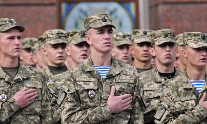 Кабмин утвердил численность призывников навоинскую службу в10,5 тыс. человек