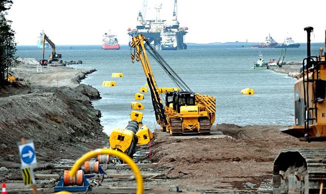«Газпром» увеличивает финансирование турецкого газопровода вобход государства Украины