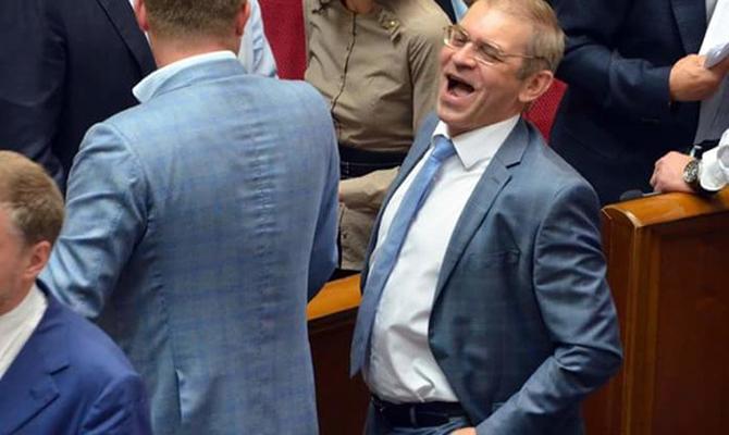 Стрельба Пашинского: народному депутату вернули основной вещдок