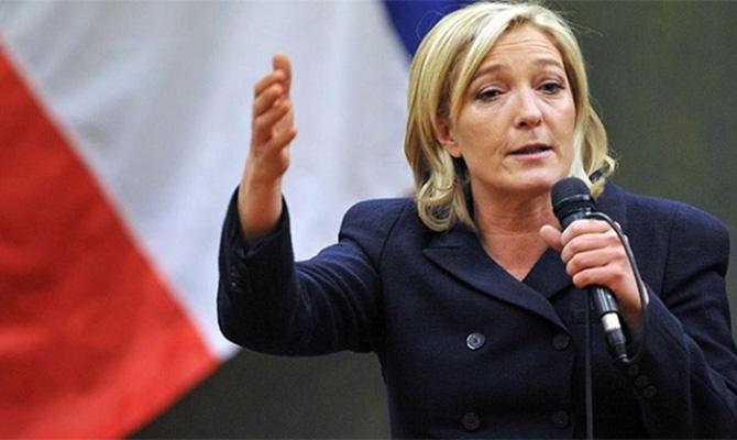 Один из основных соратников Марин ЛеПен уходит из«Национального фронта»