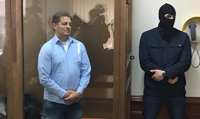 Совещание опродлении срока ареста Сущенко в столице России состоится 25сентября