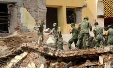 В Мексике произошло второе землетрясение за неделю