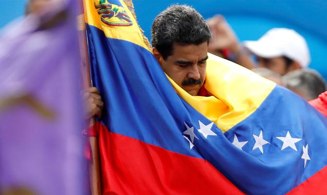 Канада ввела санкции против Венесуэлы