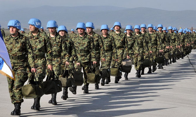 Генштаб: Численность украинской армии приблизилась кмаксимуму
