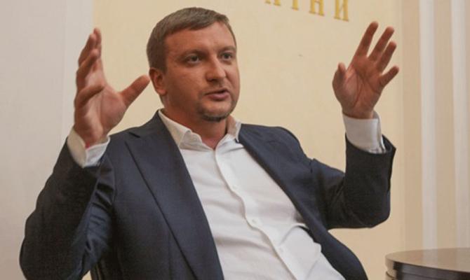 Луценко поведал  опрепятствиях для экстрадиции Саакашвили