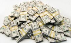 Международные резервы НБУ в сентябре выросли на 3,3% до $18,6 млрд