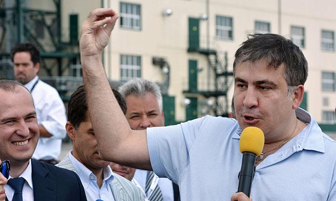 Осенние акции Саакашвили против формулы Роттердам+ в интересах Коломойского, - политолог