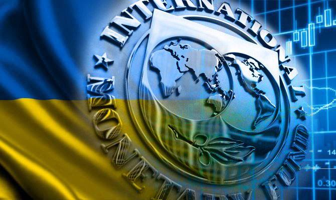 МВФ оценил дефицит текущего счета платежного баланса Украины