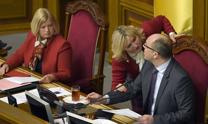 Наследующей неделе парламент попробует принять медреформу