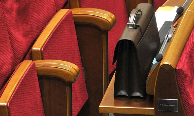 Порошенко предложил избранникам отменить неприкосновенность