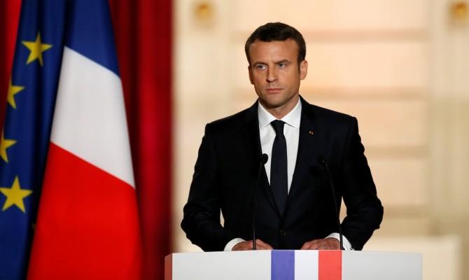 Макрон после нападения вМарселе пообещал высылать изстраны правонарушителей без документов