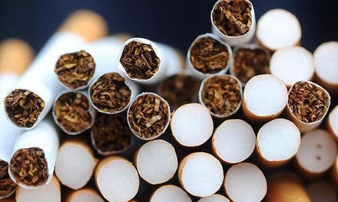 СБУ изъяла 850 тыс. пачек контрабандных сигарет в Киевской области