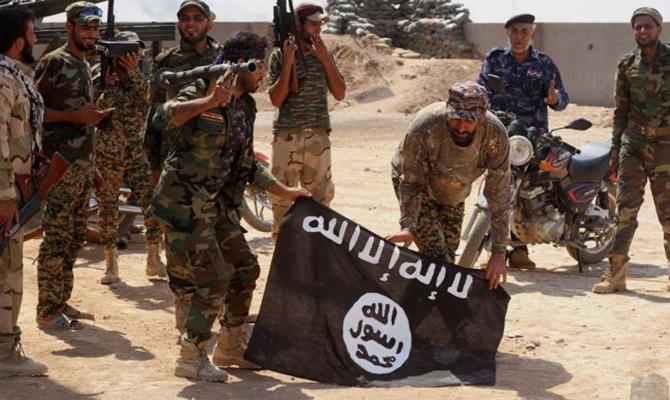 Всирийском Аль-Карятайне боевики ИГИЛ казнили 116 человек— правозащитники