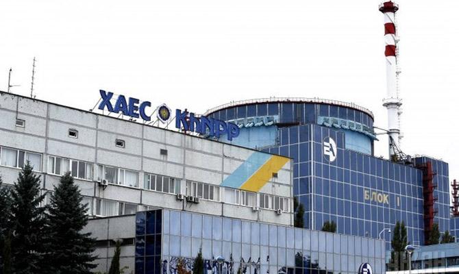 Ошибка персонала: НаХмельницкой АЭС сработала система безопасности