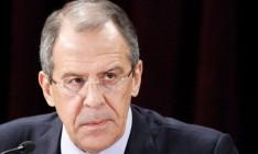 Лавров заявил о «дискриминации» россиян в Украине и странах Балтии