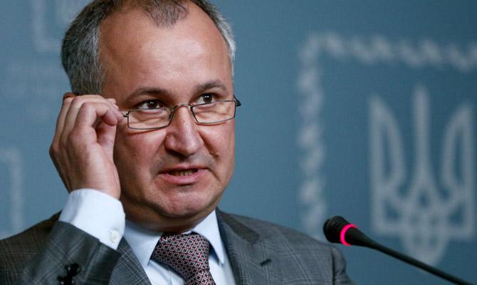 Грицак проинформировал  озадержании вОдессе подозреваемой вподрыве полковника СБУ