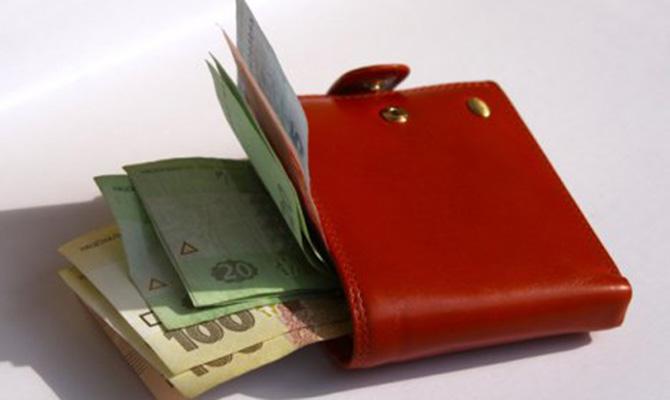 Самую большую среднюю заработную плату получают в Киеве, самую маленькую - на Буковине