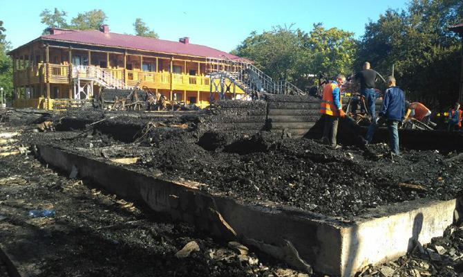 Пожар вдетском лагере «Виктория»: cотрудники экстренных служб хотят опровергнуть обвинения всуде