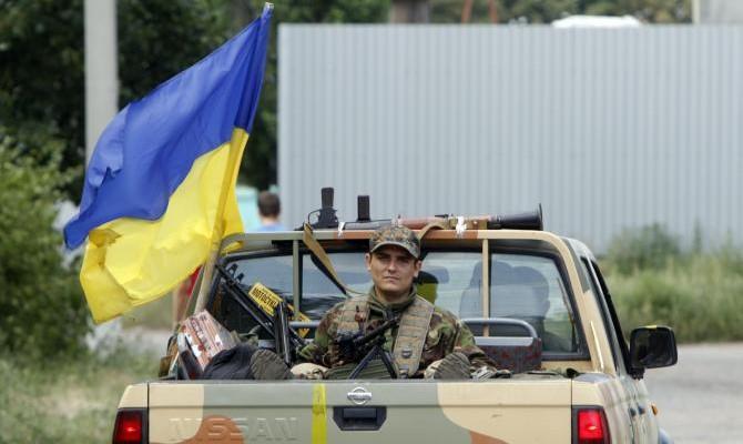 Штаб АТО: Боевики ударили гранатометами поВодяному