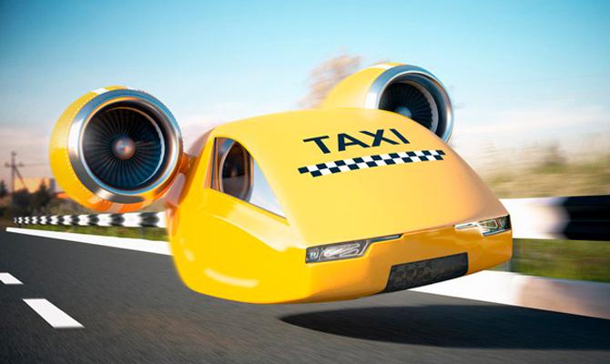 Uber иNASA хотят сделать летающее такси