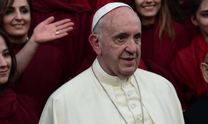 ВВатикане запретили реализацию сигарет