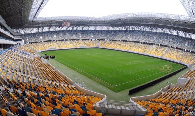 Стадион «Арена Львов» погряз в долгах
