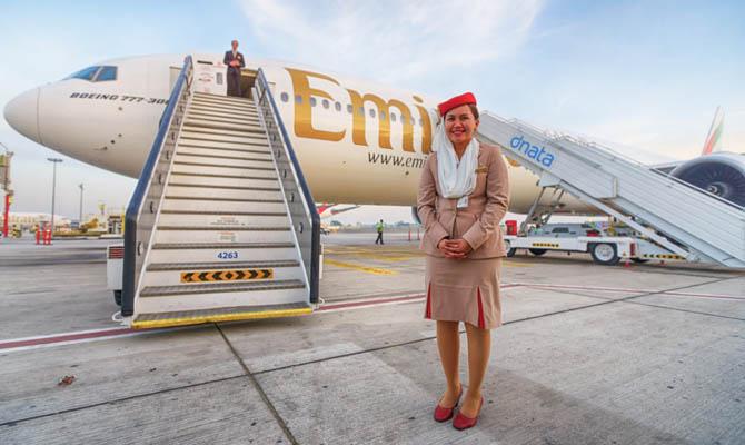 Emirates закупит 40 самолётов Boeing 787-10 Dreamliner