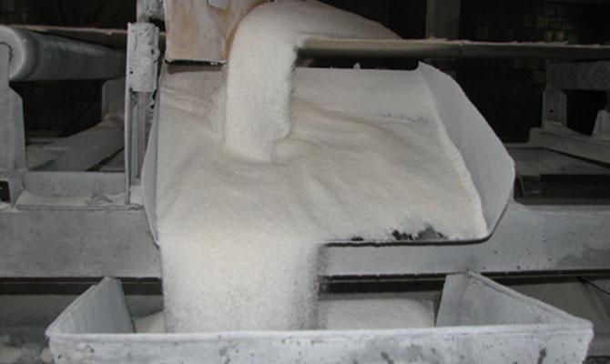 Украина осенью экспортировала в2,5 раза больше сахара