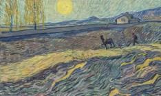 Картина Ван Гога продана на аукционе Christie's за $81,3 млн